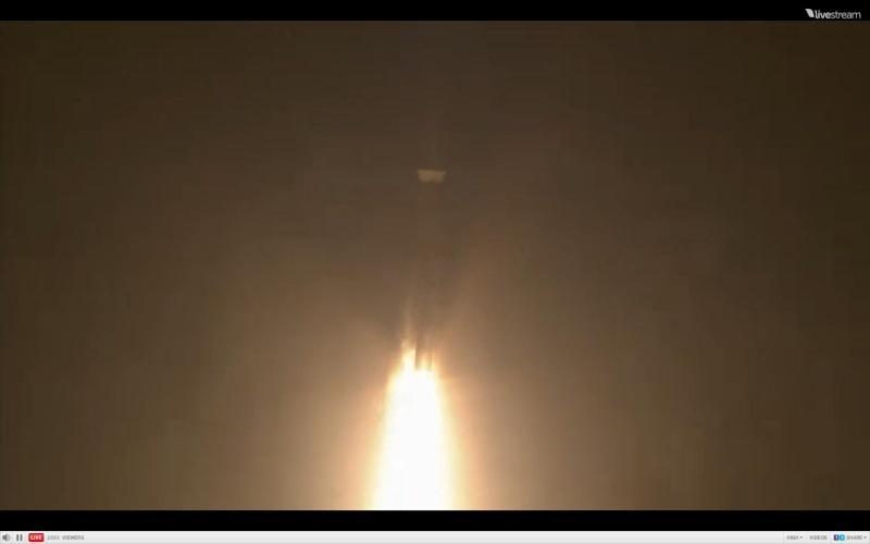 Atlas V 531 (AEHF-3) - 18.9.2013 Scree214