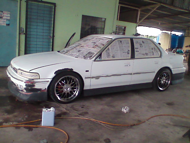 starting my project Honda_12