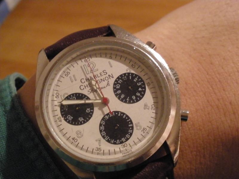 On sort les chronos... P9180010