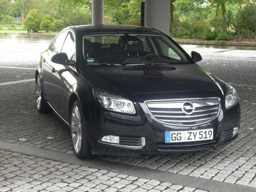 Lexmaul Opel Signum: Die zweite aufregende Jugend Jd501510