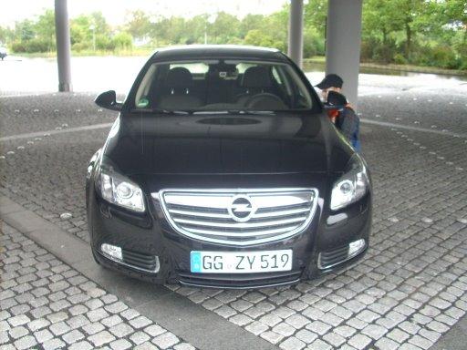 Lexmaul Opel Signum: Die zweite aufregende Jugend Jd501511