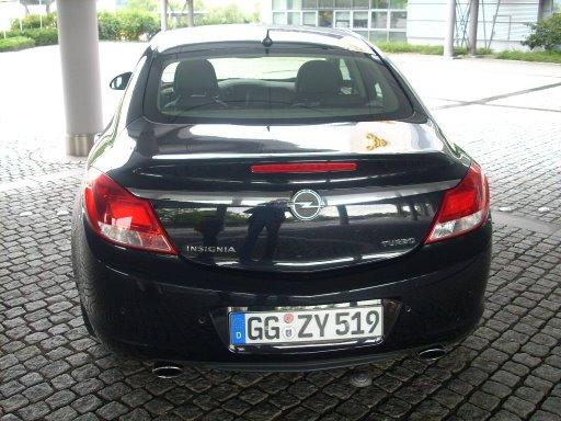 Lexmaul Opel Signum: Die zweite aufregende Jugend Jd501512
