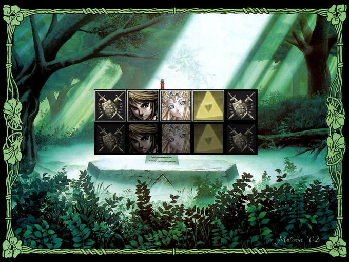 Legend of Zelda Icons Zelda_11
