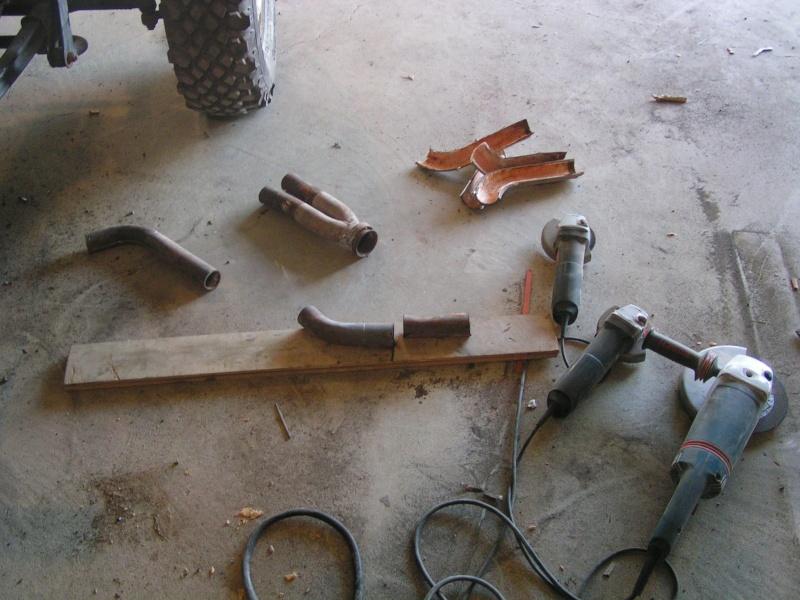 CJ 7 sur chassis mercedes et V8 mercos - Page 2 Pict5219