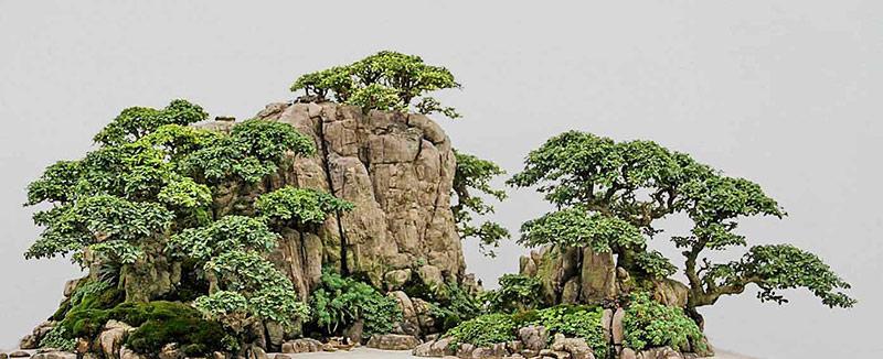 Chinese landscape Lands110