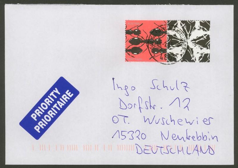 Sammlung Bedarfsbriefe Österreich ab 1945 - Seite 4 04_sch10