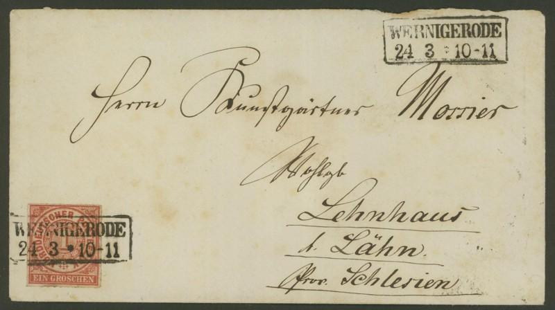 Norddeutscher Postbezirk Mi_4_210