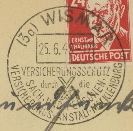 nach - Sammlungszugänge 2013 Wismar11