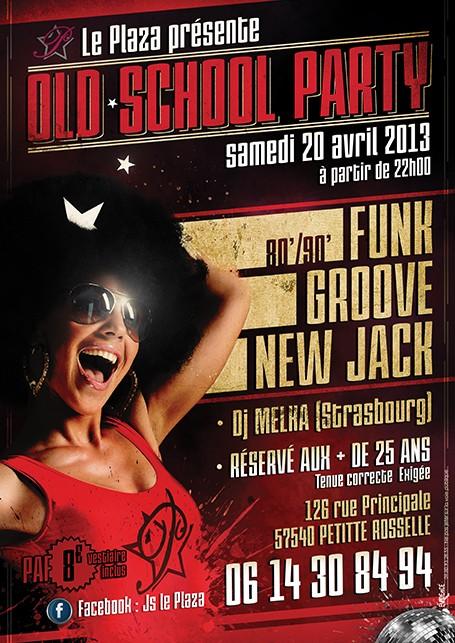 SOIREE  FUNK/GROOVE/NEW JACK  Samedi 20 Avril 2013 Soirae12