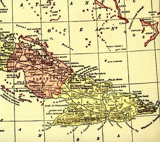 Oblitérations Cubaines .... Cuba1911
