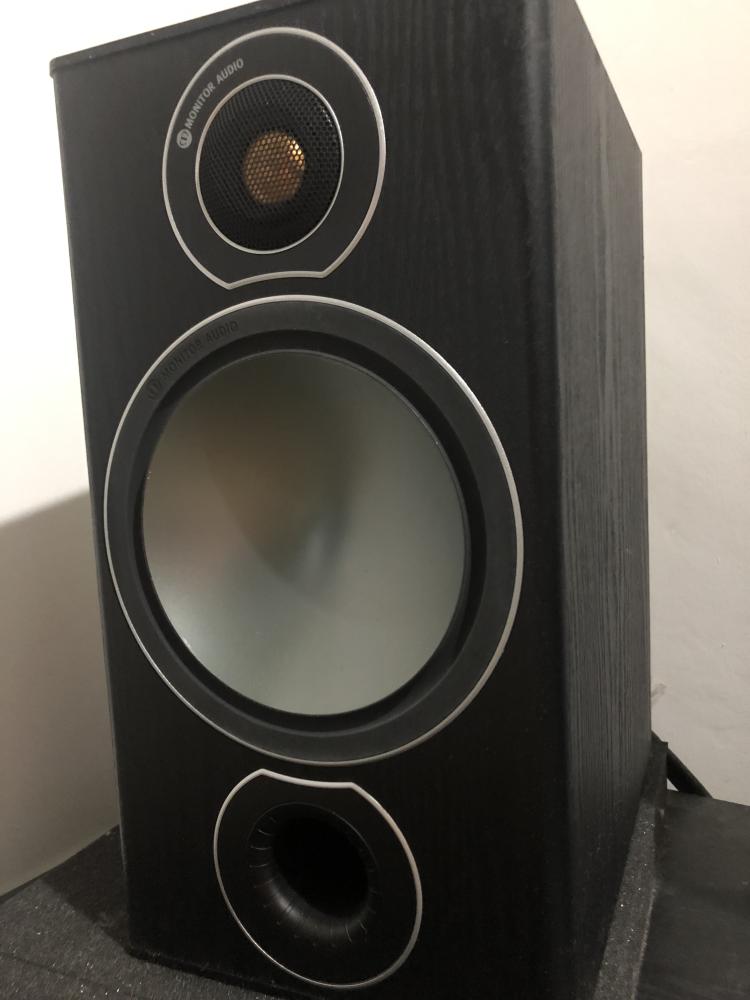 Monitor Audio Bronze Centre Speaker (Used) Img_4110