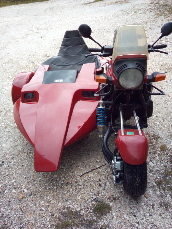 K100 and Side Bike Comanche Img_2028