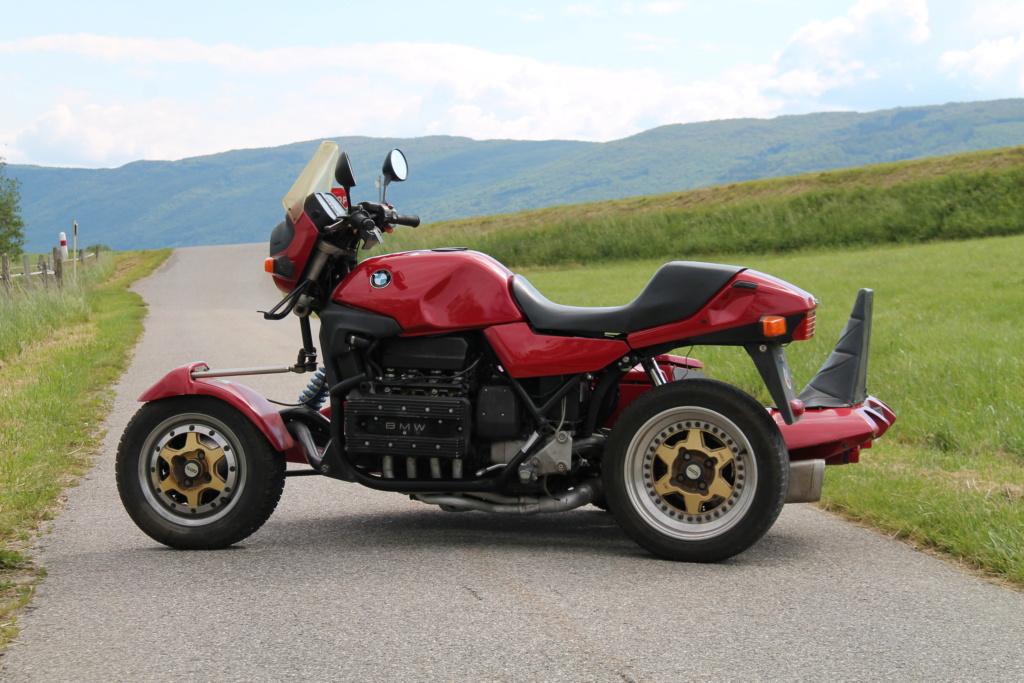 Eighties K100 racer K100_c13