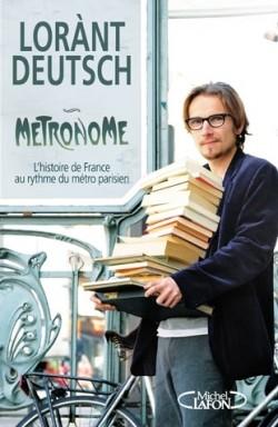 METRONOME de Lorant Deutsch Cover_10