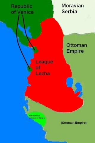 565 Anniversary League of Lezha League10
