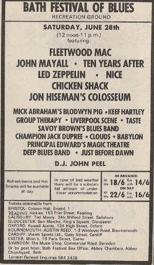 Taste Mk 2 (1968-1970) - Page 5 Advert14