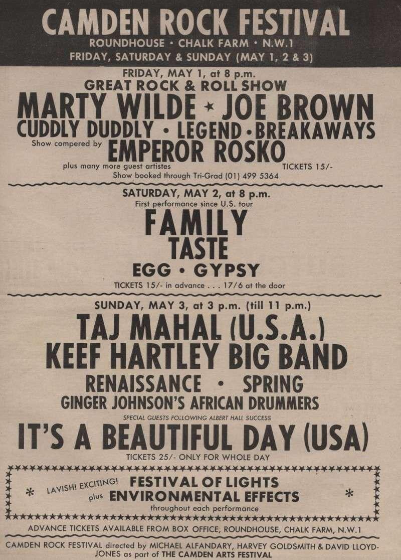 Taste Mk 2 (1968-1970) - Page 5 Advert17