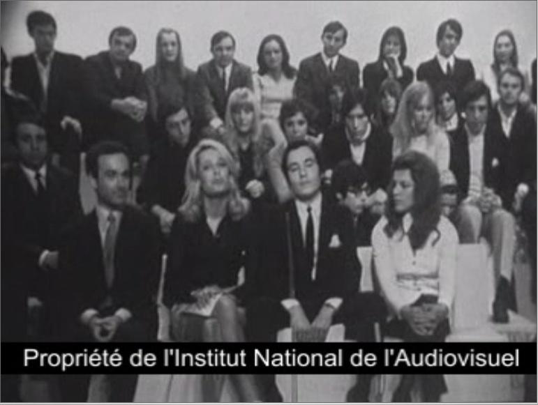 Gala de la Rose d'Or - Montreux, Suisse, 27 avril 1969 (DVD) Cm_cap15