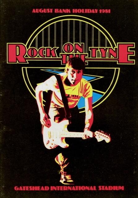 Photos Jonathan Brown, Rock on the Tyne, 30 août 1981 Image_23