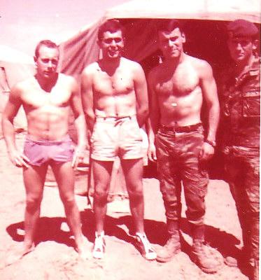 LE PUTSCH  21 AVRIL 1961- Récit d'un commando du 40 Berrou10