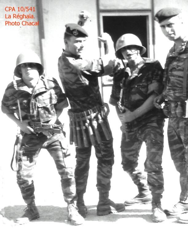 LE PUTSCH  21 AVRIL 1961- Récit d'un commando du 40 Oser_r10