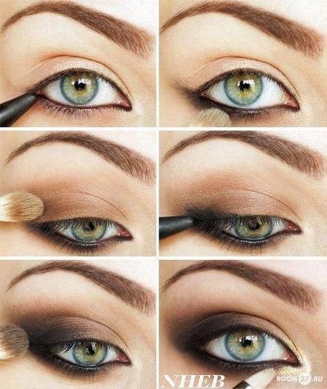 tuto make up 30770710