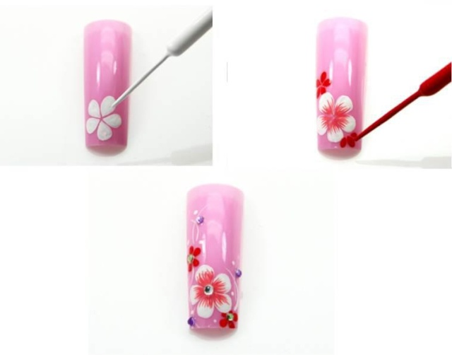 Tutos nail art 37457110