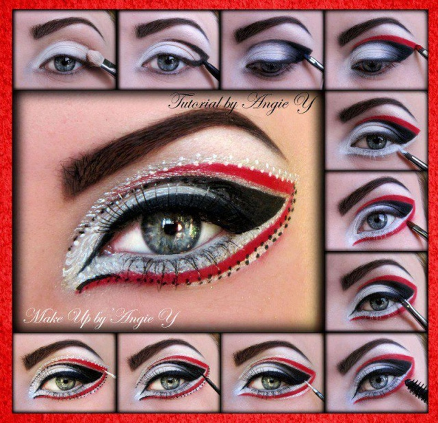 tuto make up 40559710