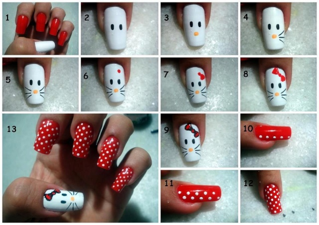 Tutos nail art 53282810