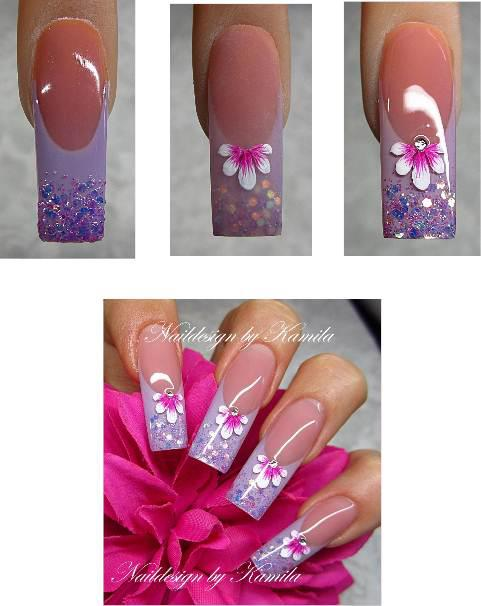 Tutos nail art 57489410