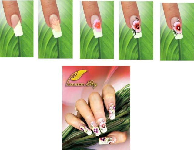 Tutos nail art 57493310