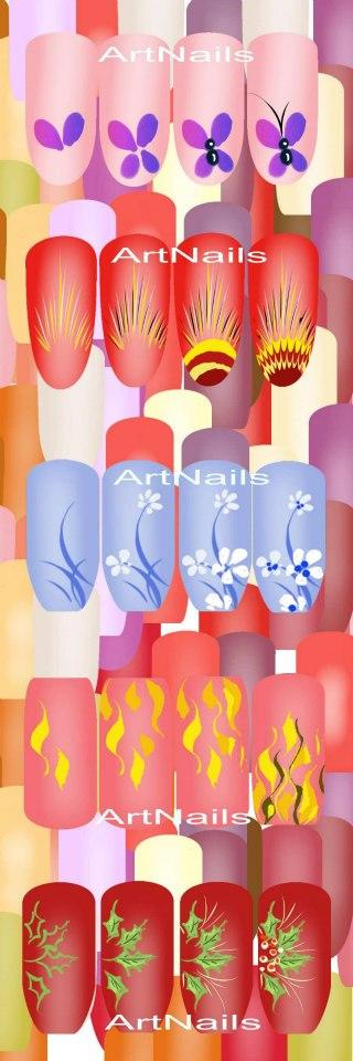 Tutos nail art 93521610