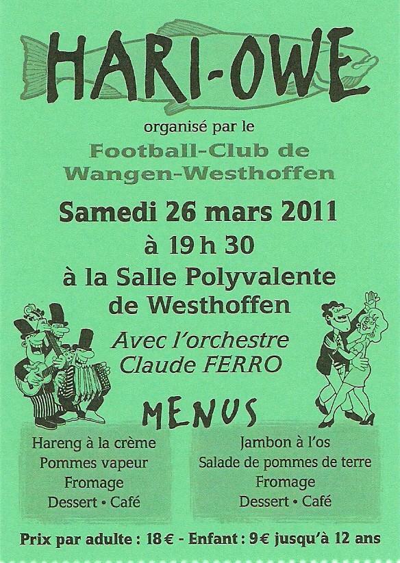 Soirée Harengs du FC Wangen Westhoffen le 26 mars 2011 Numari32