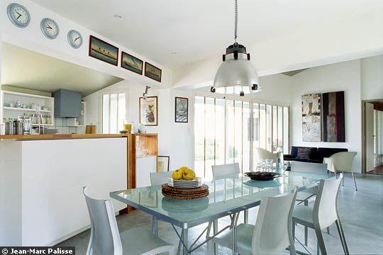 cuisine salon salle a manger de LOULOU à relooker 5710