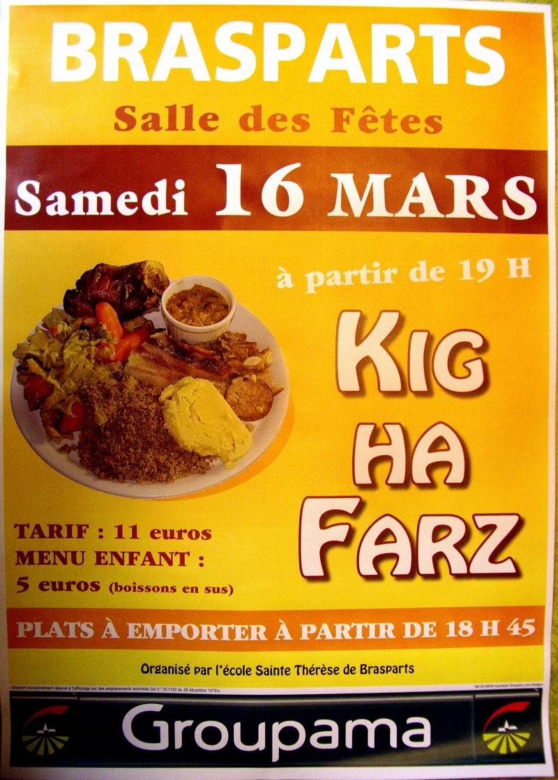 École Saint Thérèse : Kig ha farz le 16 mars Imgp3111