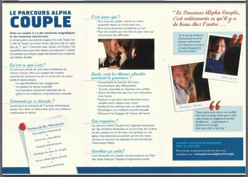 """Lettre de vos médias diocésains du 13 février et infos diocésaines """"Parcours Alpha Couples"""" Le_par10"""
