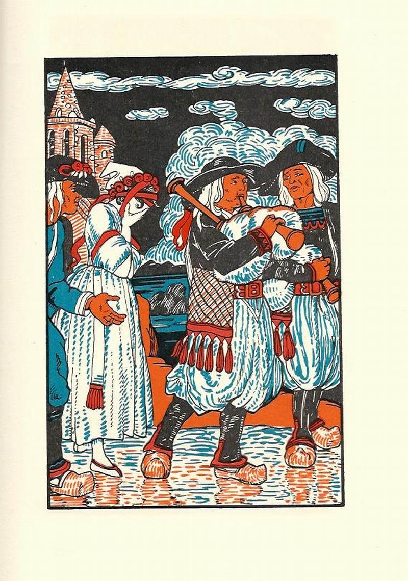 Lennadennoù : Gwimilio/.../ Kerné (Toussaint ar Garrec)/O Breizh ma Bro/ Pleyben, va farrez ! Marian15