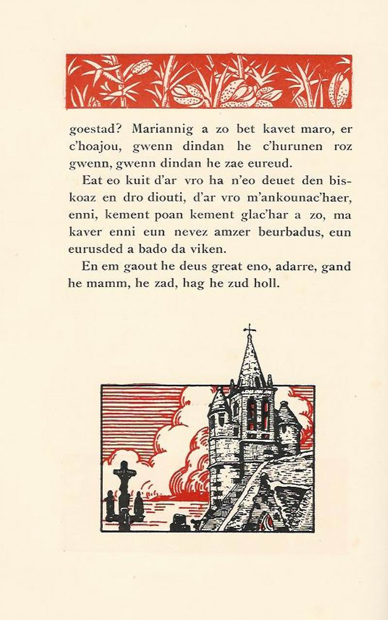 Lennadennoù : Gwimilio/.../ Kerné (Toussaint ar Garrec)/O Breizh ma Bro/ Pleyben, va farrez ! Marian20