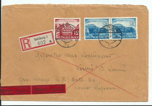 Österreich im III. Reich (Ostmark) Belege Incomi10
