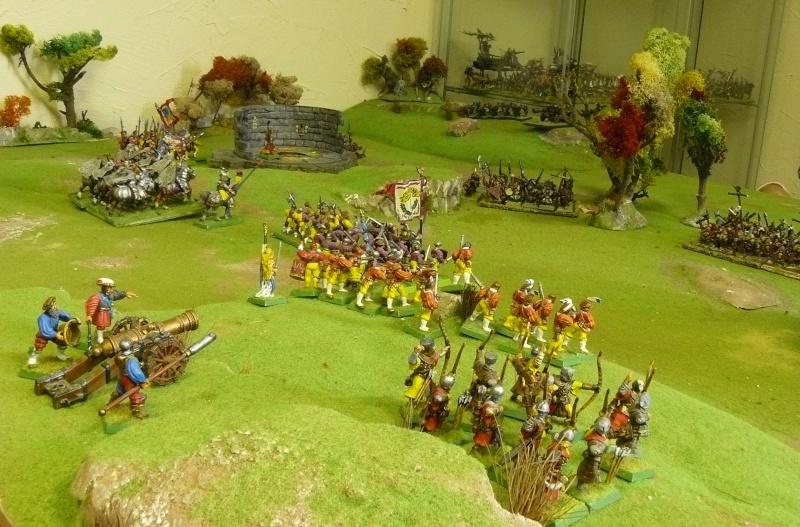 Warhammer Fantasy, Galerie de Batailles - Page 3 P1200718
