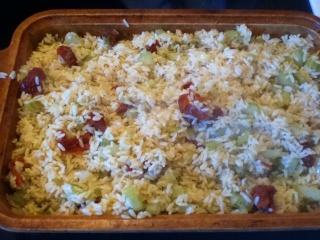 Riz au four avec tomate séchées de GinPat Riz311