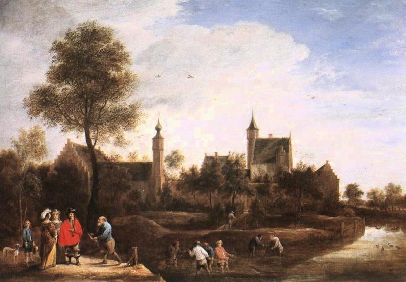 Street View : Lieux représentés sur des peintures célèbres (ou un peu moins) - Page 2 3202710