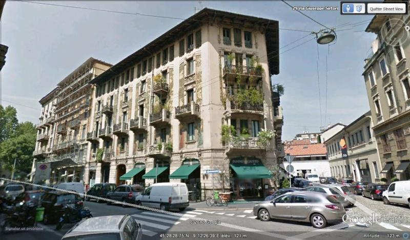 STREET VIEW : les maisons art nouveau  Art_no16