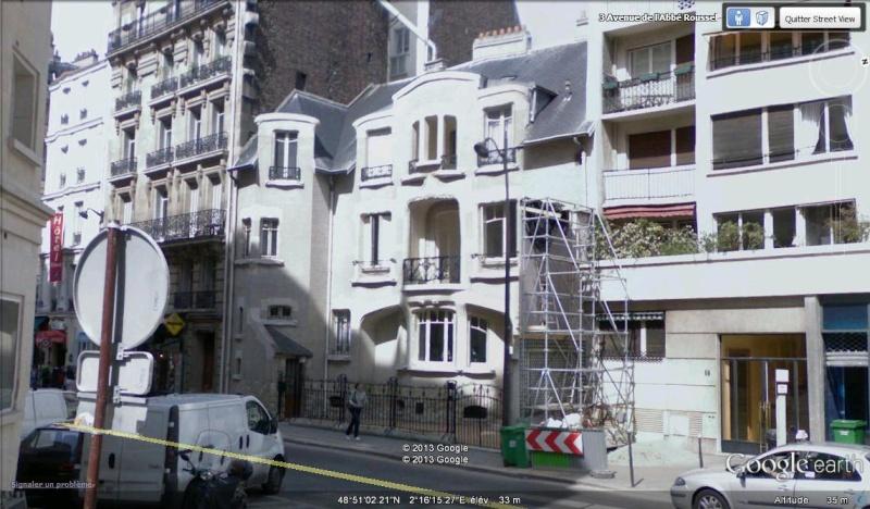 STREET VIEW : les maisons art nouveau  Art_no17