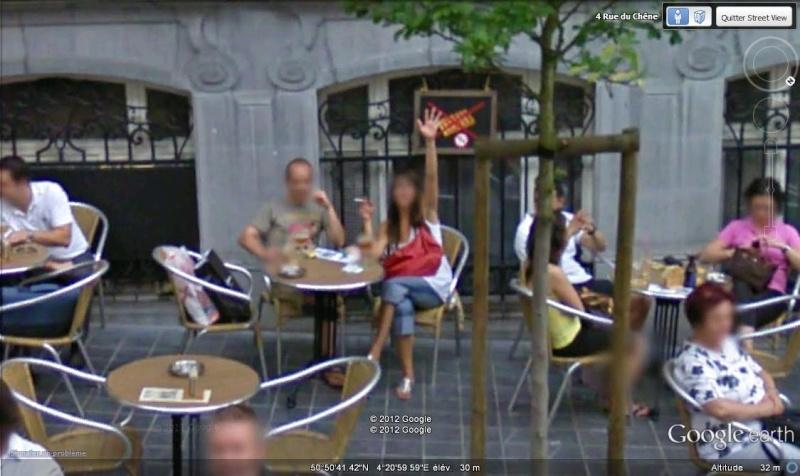 STREET VIEW : un coucou à la Google car  - Page 21 Coucou10