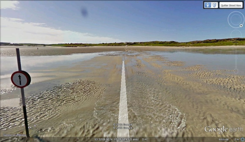 Routes et ponts submersibles Omey_i10