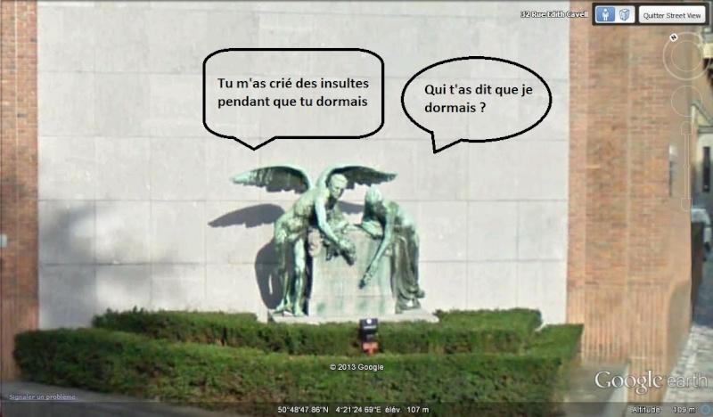 Les pensées du cowboy solitaire (et de ses acolytes anonymes) Statue10