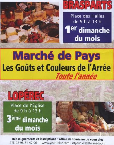 Marché de Pays Affich15