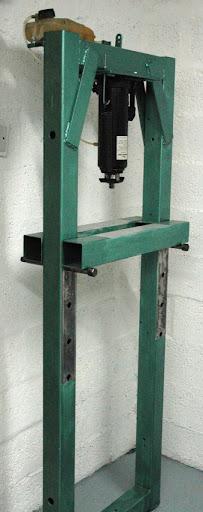 fabriquation presse citron 20 T Press_11