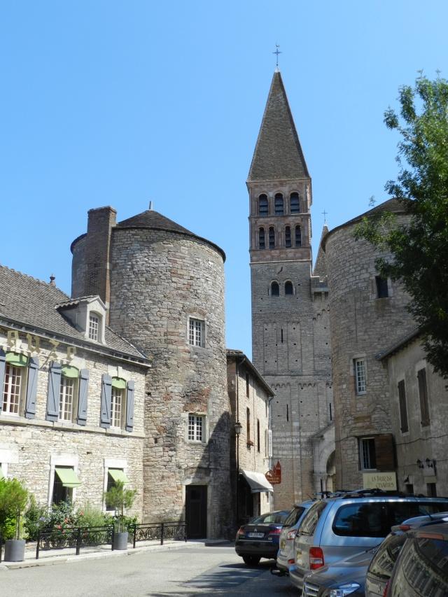 Tournus et son abbaye Tournu27